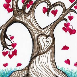 Minnie Lippiatt - Heartful Tree 4 You