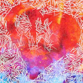 Edward Fielding - Hearts 12 Square