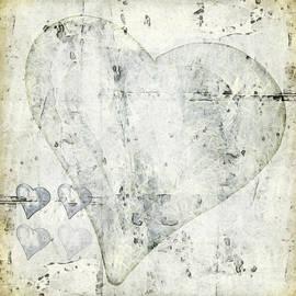 Edward Fielding - Hearts 13 Square