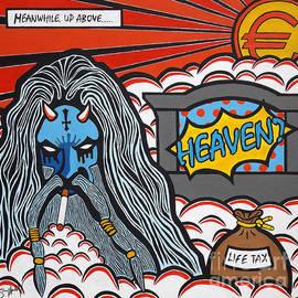 Simon Moulding - Heaven and Hell Part 1 - Heaven?