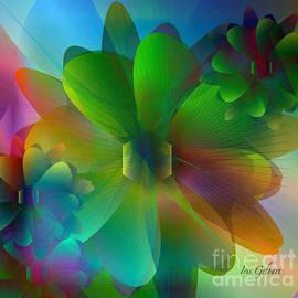 Iris Gelbart - Heavenly floral  3