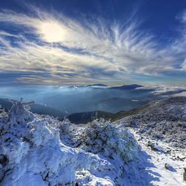 Christopher Whiton - Heavenly Winter Glow