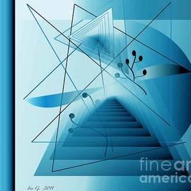 Iris Gelbart - Heavens stairway