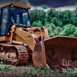 Paul Ward - Heavy Construction Equipment - Bulldozer