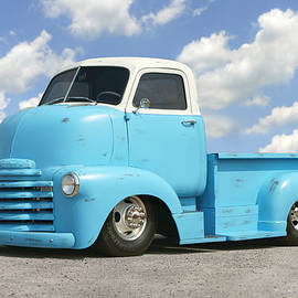 Mike McGlothlen - Heavy Duty Chevy Truck