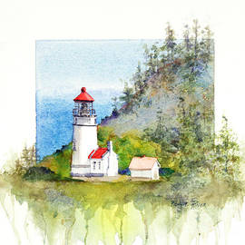 BONNIE RINIER - Heceta Head Lighthouse