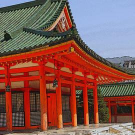 Cassandra Buckley - Heian Pagoda I