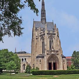 Elvis Vaughn - Heinz Memorial Chapel