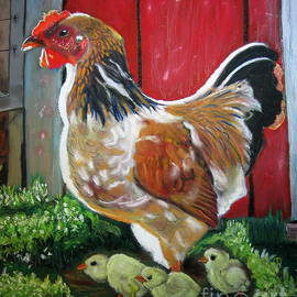Mike Benton - Hen and Chicks