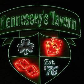 Steven Parker - Hennessey