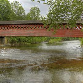 Joanne Shedrick - Henry Covered Bridge