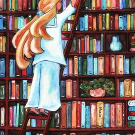 MarLa Hoover - Her Love Of Books