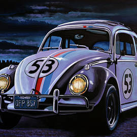Paul Meijering - Herbie The Love Bug