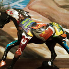 Anne-Elizabeth Whiteway - Here We Go Again Painted Pony