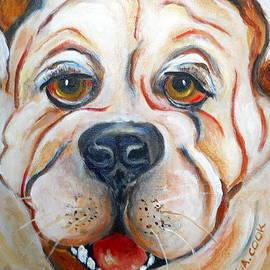 Lynda  Cook - Herman the Bulldog