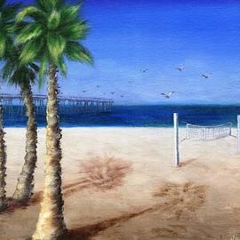 Jamie Frier - Hermosa Beach Pier