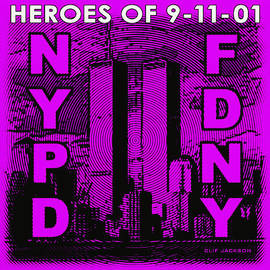 Clif Jackson - Heroes of 9-11-01