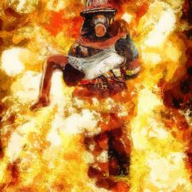 Christopher Lane - Heroic Firefighter