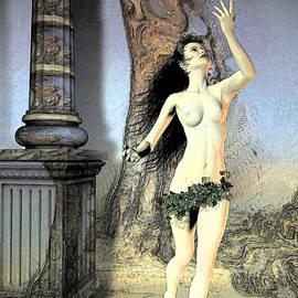 Joaquin Abella - Heroine Atalanta drawing