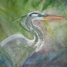 Anne-Elizabeth Whiteway - Heron in the Morning