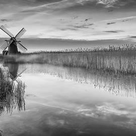 George Johnson - Herringfleet Windmill