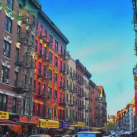 Tony Ambrosio - Hester Stree In Chinatown NYC