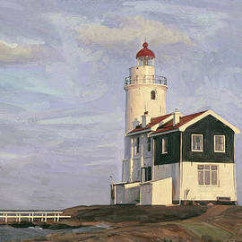 Nop Briex - Het Paard light house