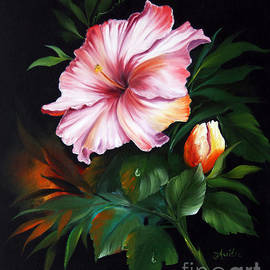 ILONA ANITA TIGGES - GOETZE  ART and Photography  - Hibiscus