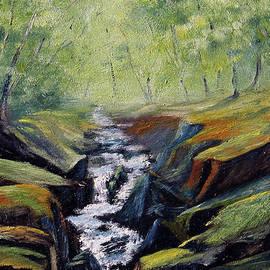 Meaghan Troup - Hidden Falls