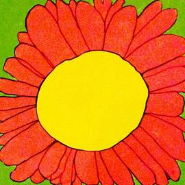 Zoe Gelinas - Hidden Heart Flower