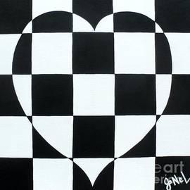 JoNeL Art  - Hidden Heart