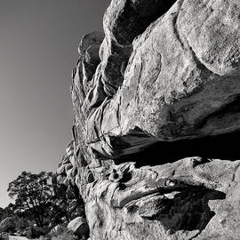 Denise Dube - Hidden Valley Rock bw