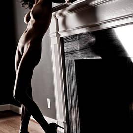 Erotic Art - High Contrast Nude