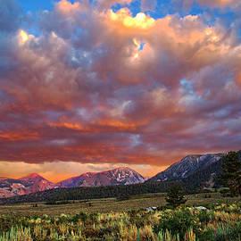 Lynn Bauer - High Sierra Sunset