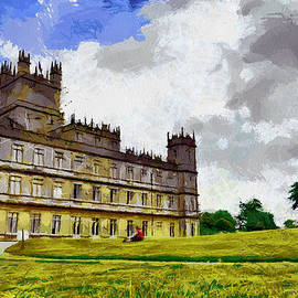Georgi Dimitrov - Highclere Castle