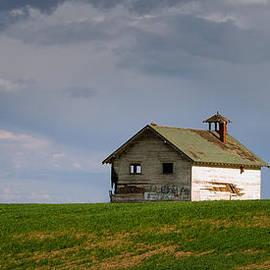 Steve G Bisig - Highland School House - Farmer - Washington - 2008