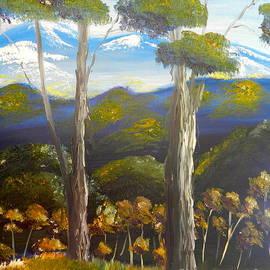 Pamela  Meredith - Highlands Gum Trees
