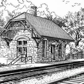 Mary Palmer - Highlands Train Station