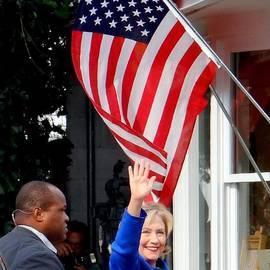 Ed Weidman - Hillary Clinton