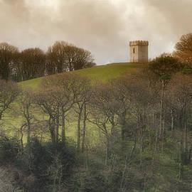 Adele Buttolph - Hilltop Tower in Caernarfon