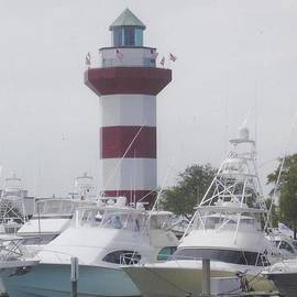 Denise Beaupre - Hilton Head Marina and Lighthouse