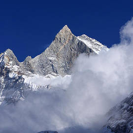 Aidan Moran - Machhapuchchhre Mountain Peak