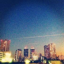 Rei Oguri - Hi night