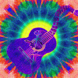 Bill Cannon - Hippie guitar