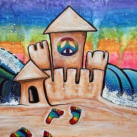 Laura Barbosa - Hippie Sand Castle