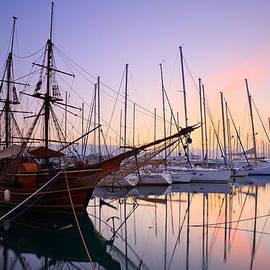 Milan Gonda - Historic Boat