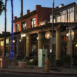 Dave Dilli - Historic Chandler Az Downtown Boardwalk
