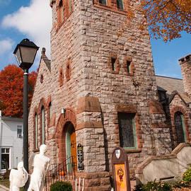 Robert Ford - Historic Church Essex Village Connecticut