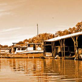 Joseph Coulombe - Historic Delta Marina