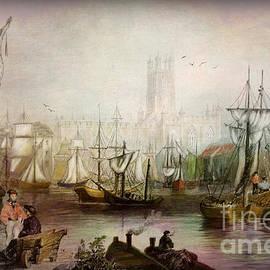 Lianne Schneider - Historic Gloucester - UK circa 1840